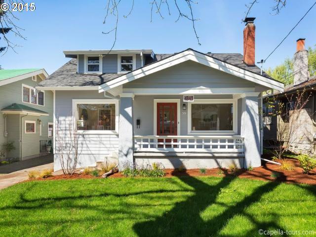 4349 NE GLISAN ST, Portland OR 97213