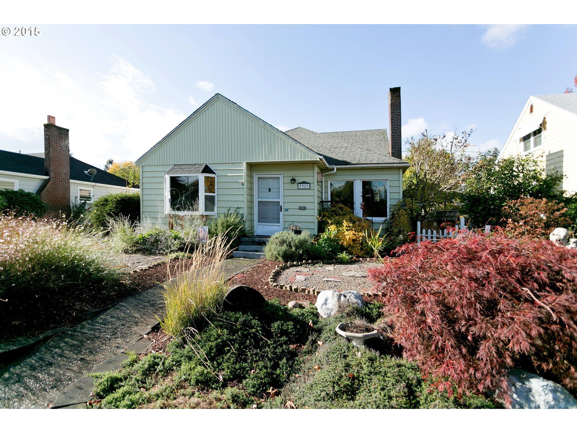 7327 N WABASH AVE, Portland OR 97217