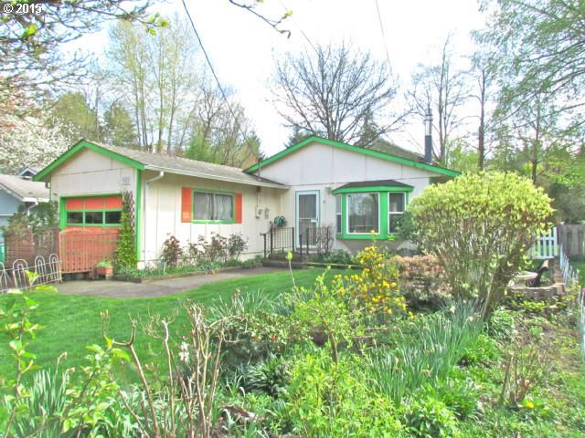 3922 SW COMUS ST, Portland OR 97219