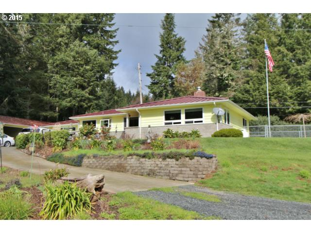 67784 NORTH BAY RD, North Bend OR 97459