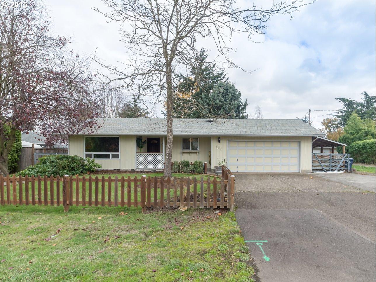 1267 WAITE ST, Eugene OR 97402