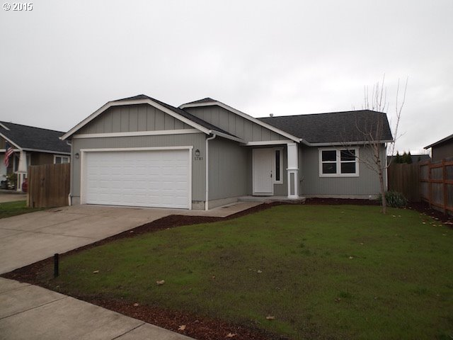 5781 OBSIDIAN AVE, Springfield OR 97478
