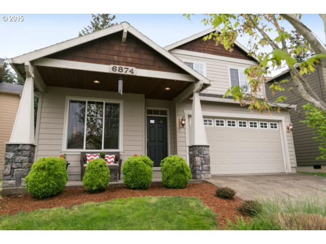 6874 SW STAR JASMINE PL, Beaverton OR 97008
