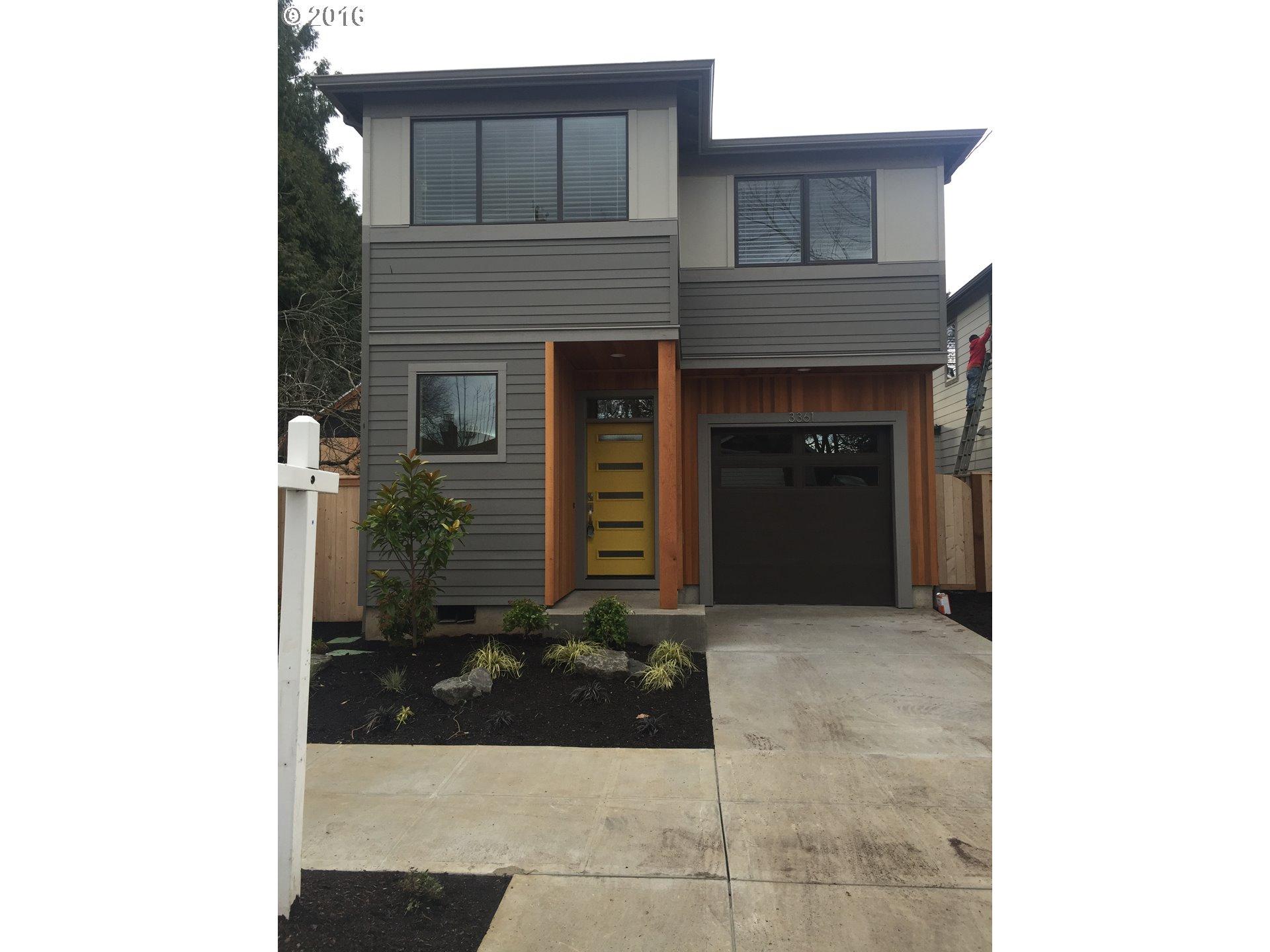 3361 SE 16th AVE, Portland OR 97202