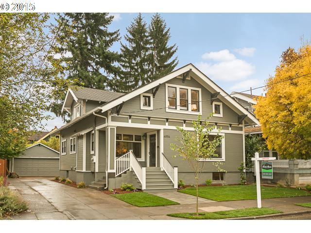 4004 SE GRANT ST, Portland OR 97214
