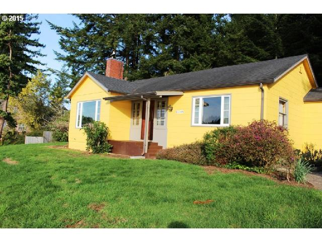 62555 CATCHING SLOUGH RD, Coos Bay OR 97420