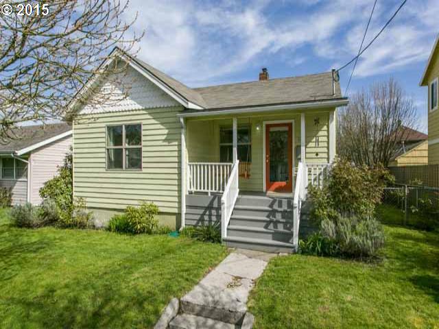 8216 N DWIGHT AVE, Portland OR 97203