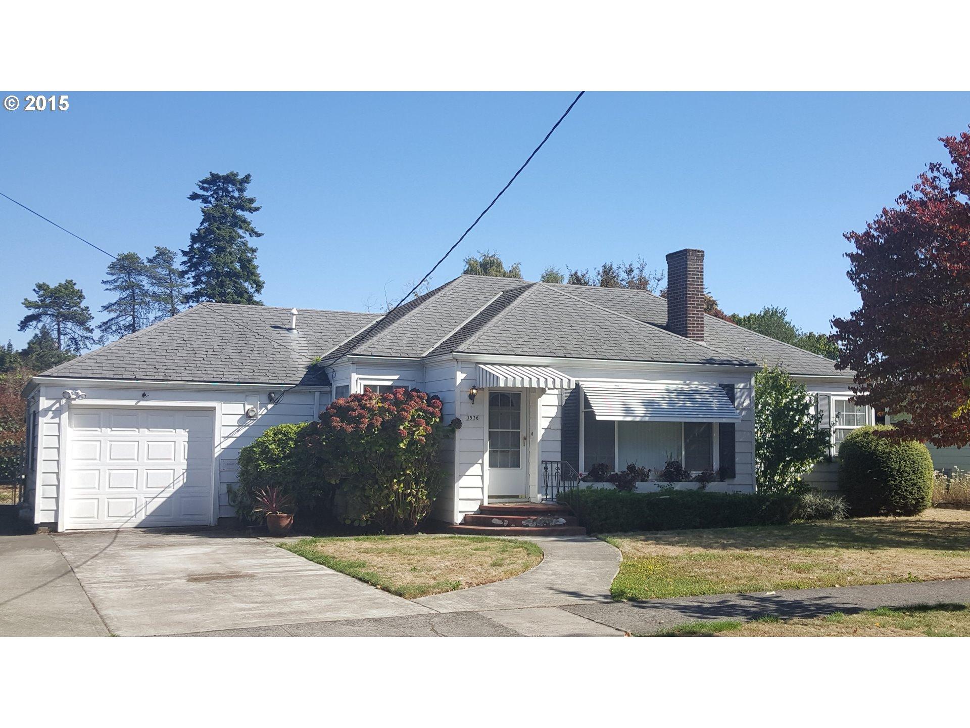 3536 SE 76TH AVE, Portland OR 97206