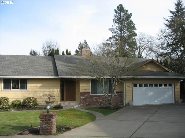 2281 Warren ST, Eugene OR 97405
