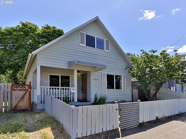 6030 SE 83RD AVE, Portland, OR
