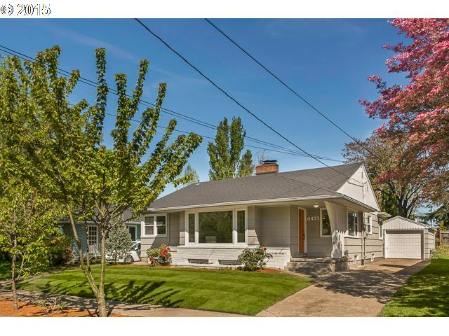 4435 SE KNAPP ST, Portland OR 97206