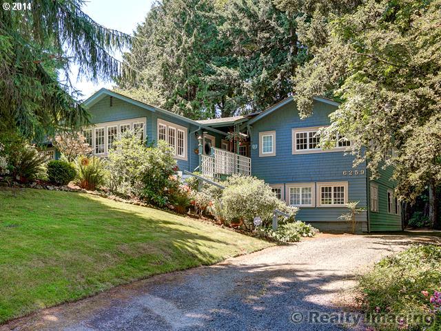 6259 SW BURLINGAME AVE, Portland OR 97239