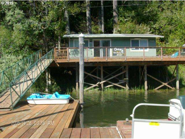 911 N TENMILE LAKE , Lakeside OR 97449