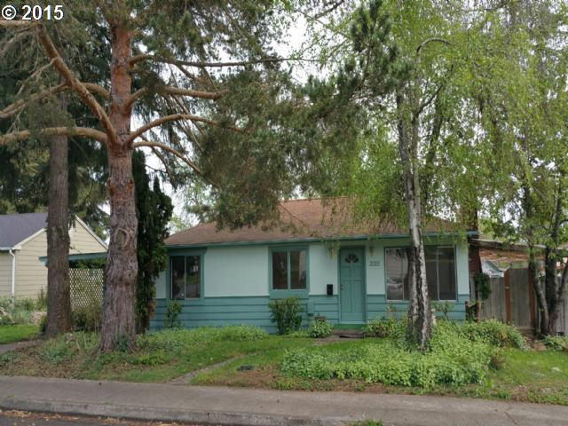 2125 W 22ND AVE , EUGENE, 97405, OR