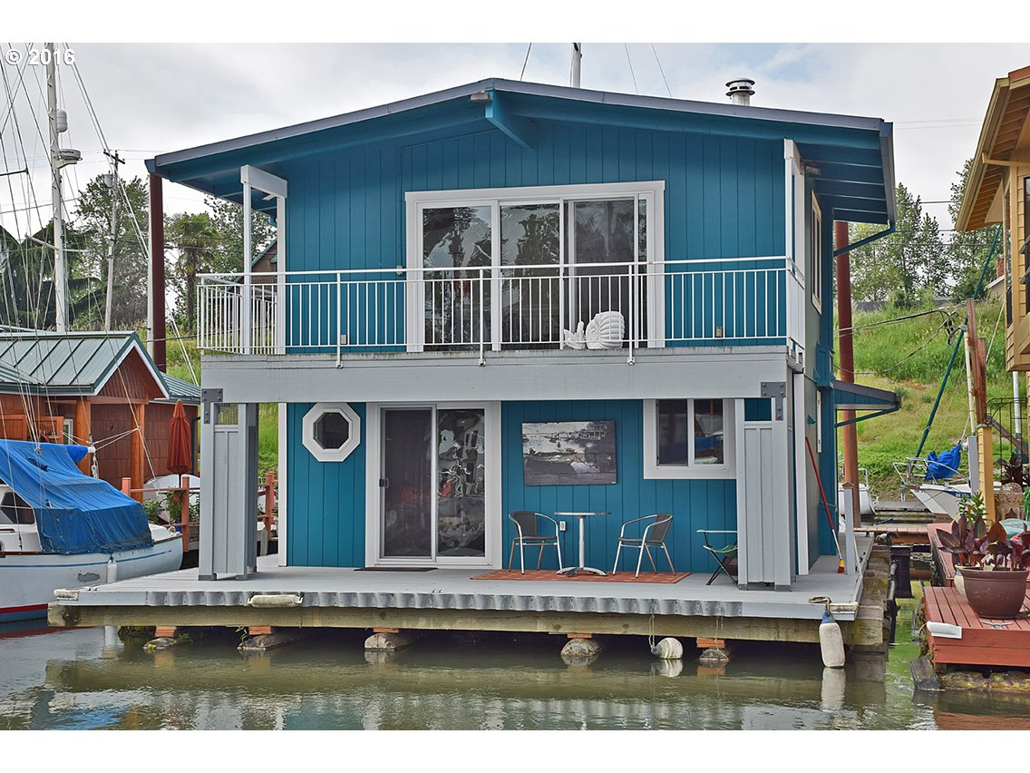 Floating Homes House Boats Jane Betts Stover Realtor