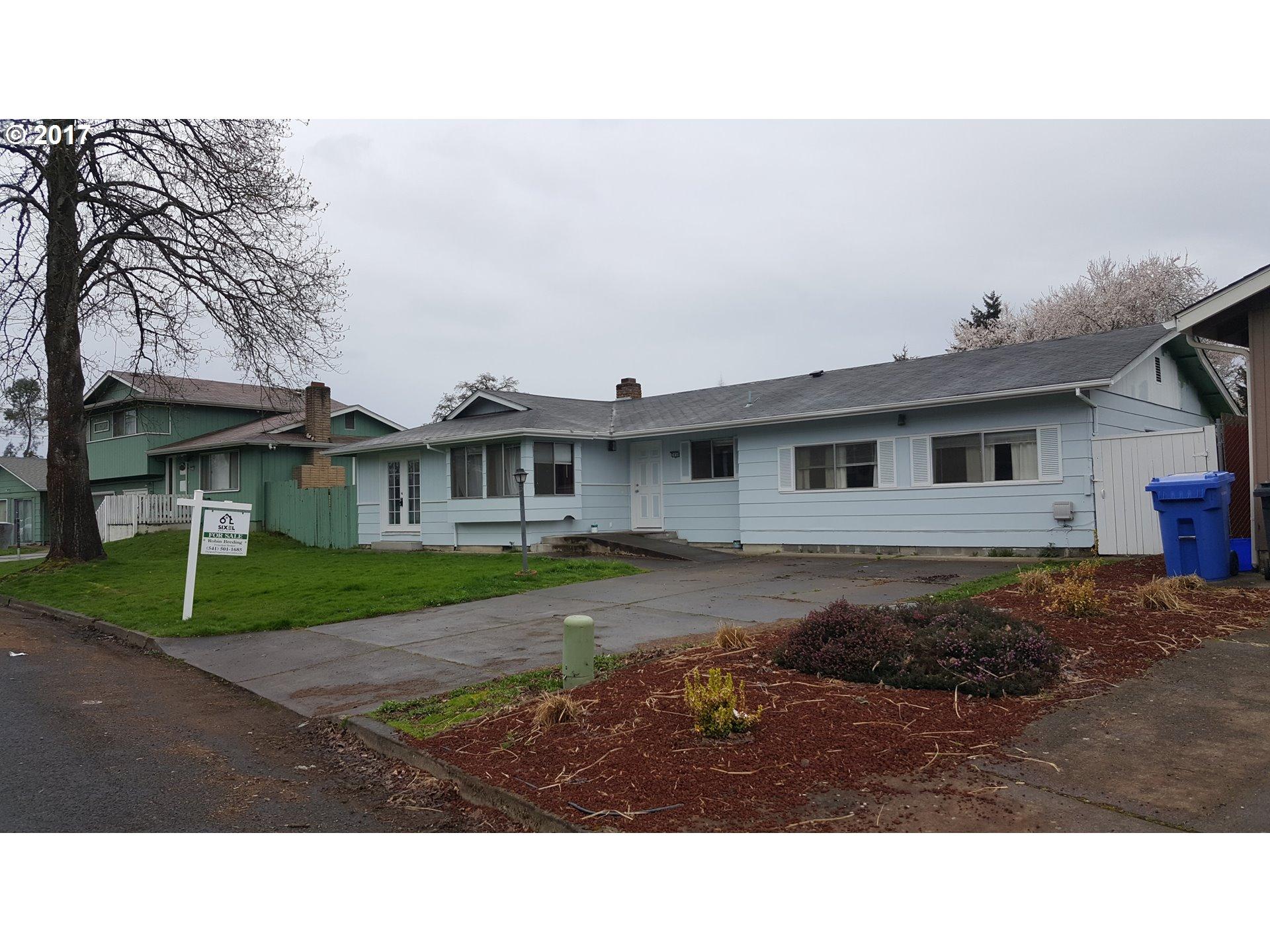 2050 PRIMROSE ST, Eugene, OR 97402
