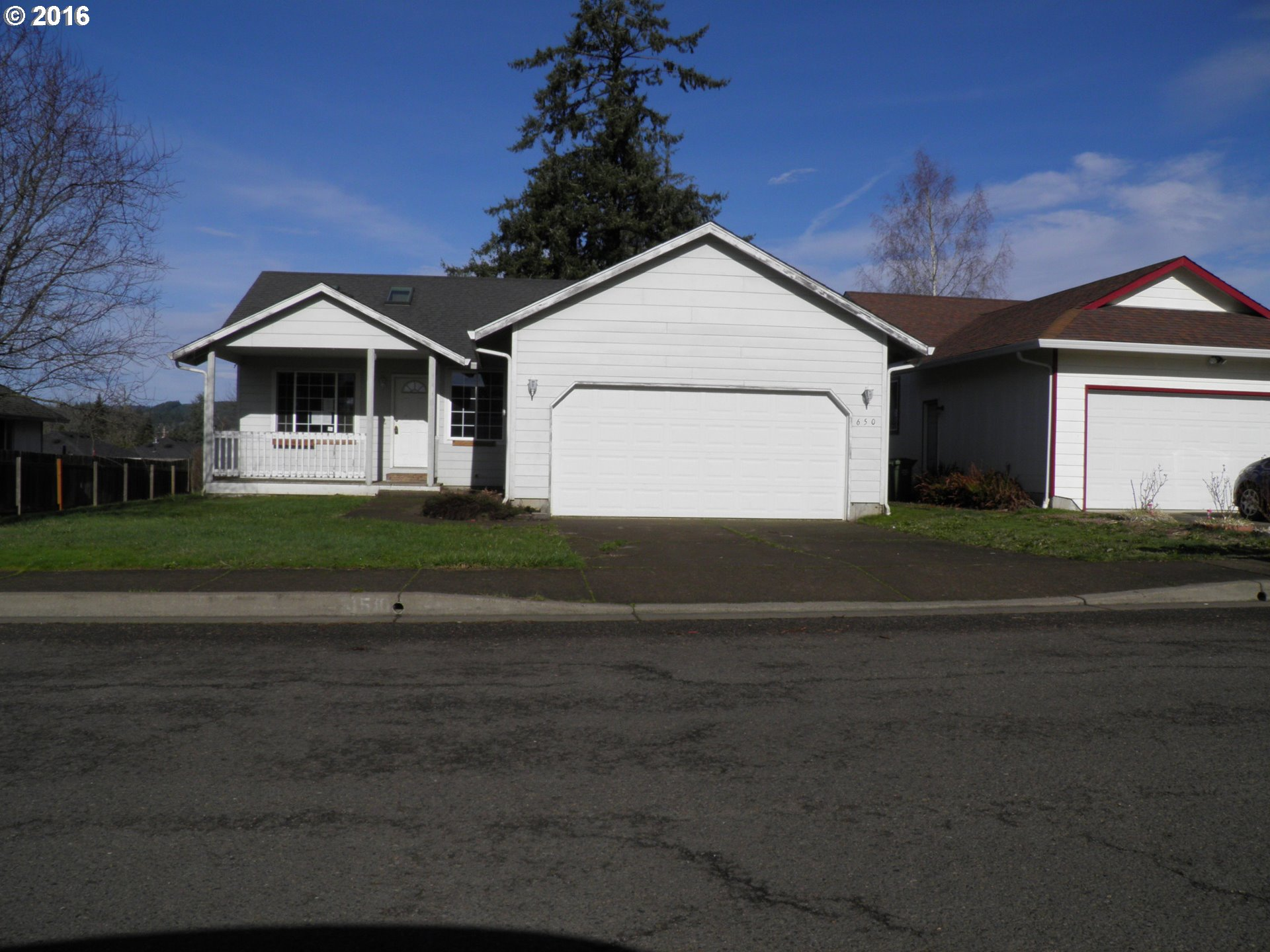 650 ARTHUR AVE, Cottage Grove OR 97424