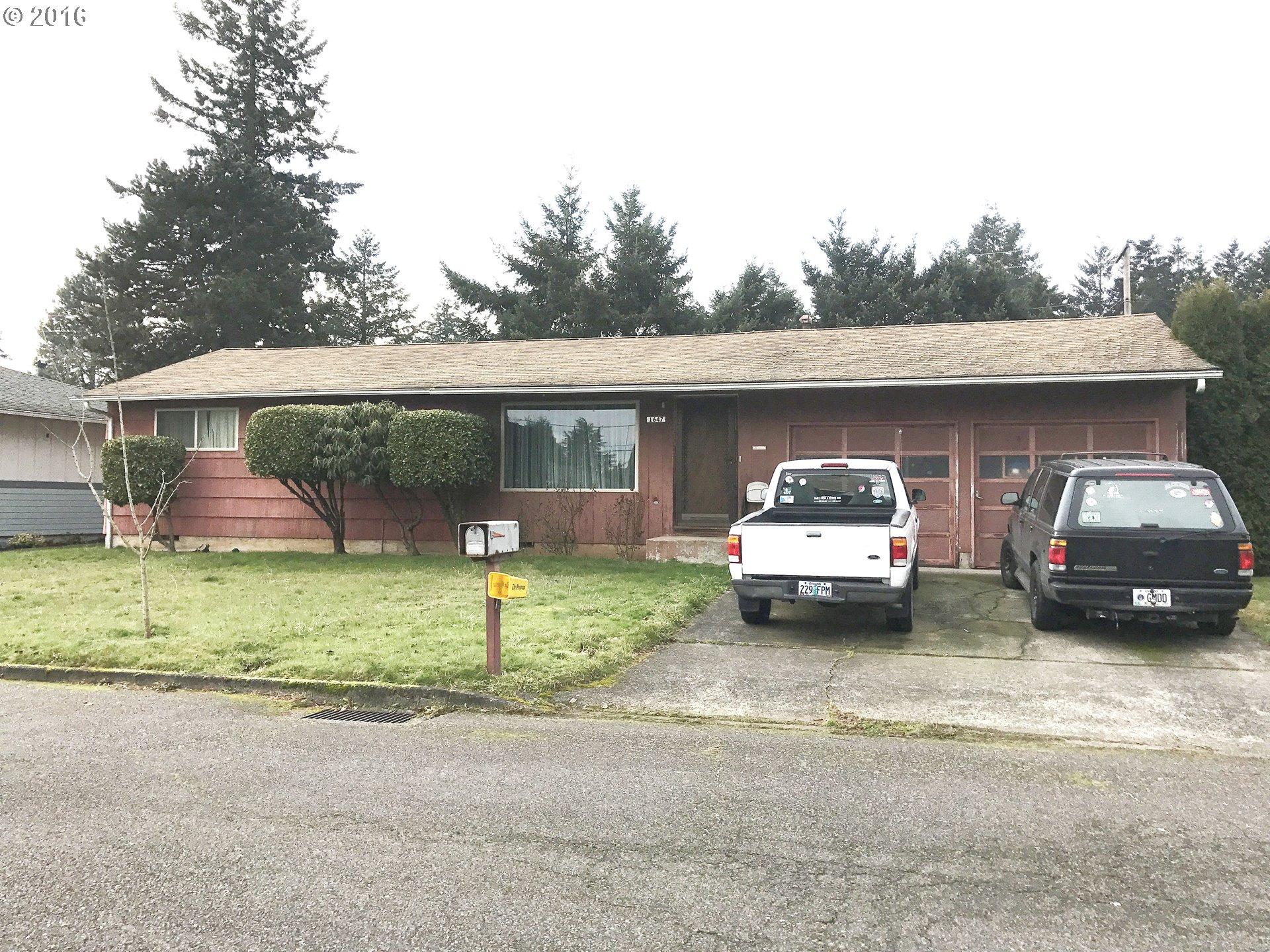 1647 SE 151ST AVE, Portland OR 97233