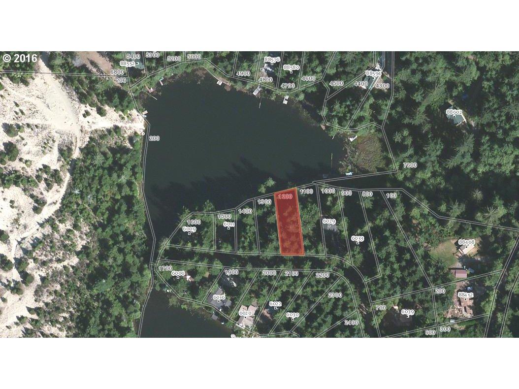 Collard Lake WAY 1200, Florence, OR 97439