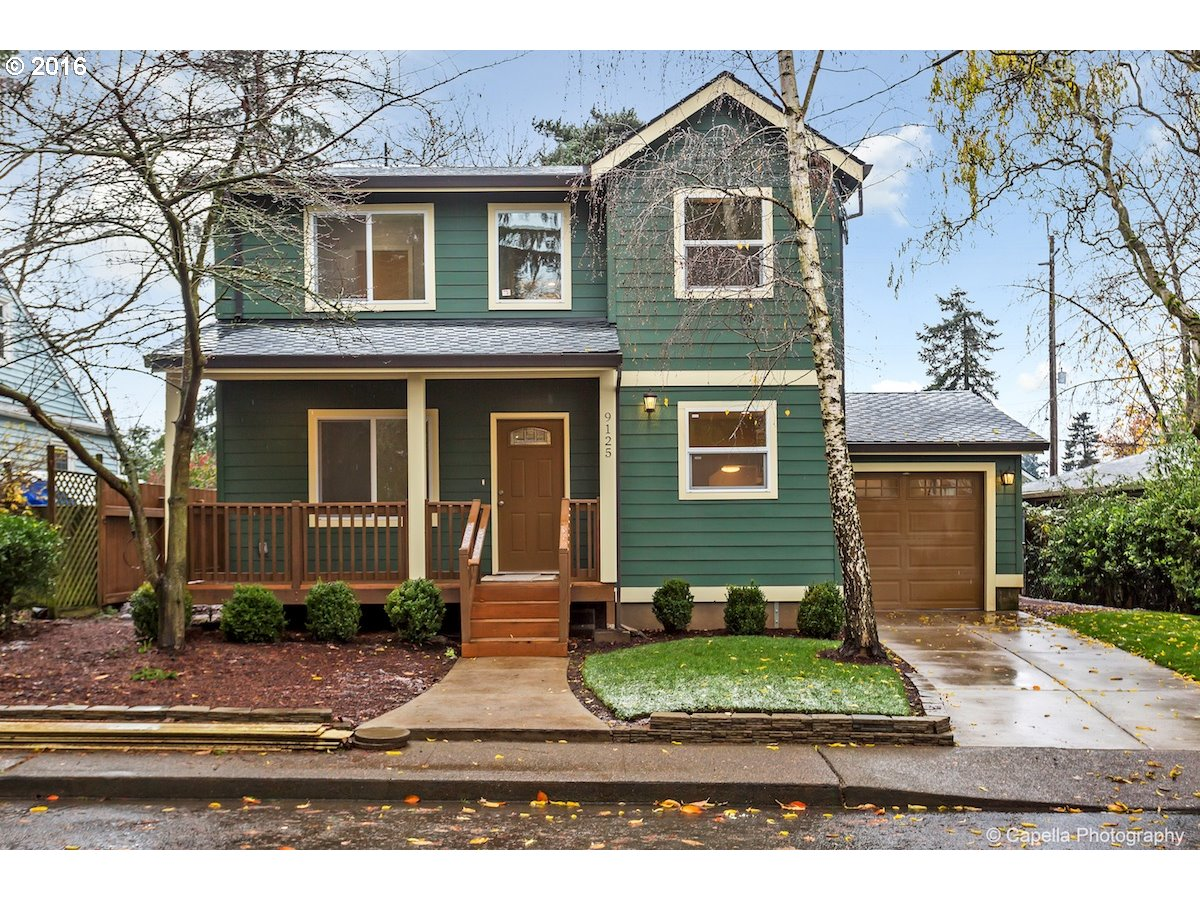 9125 N GENEVA AVE, Portland OR 97203