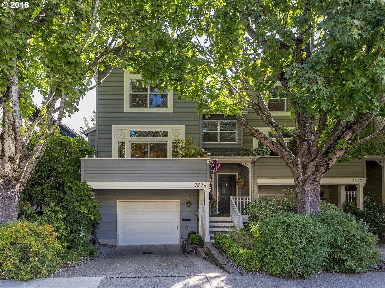 $550,000 - 3Br/3Ba -  for Sale in Lair Hill/corbett, Portland