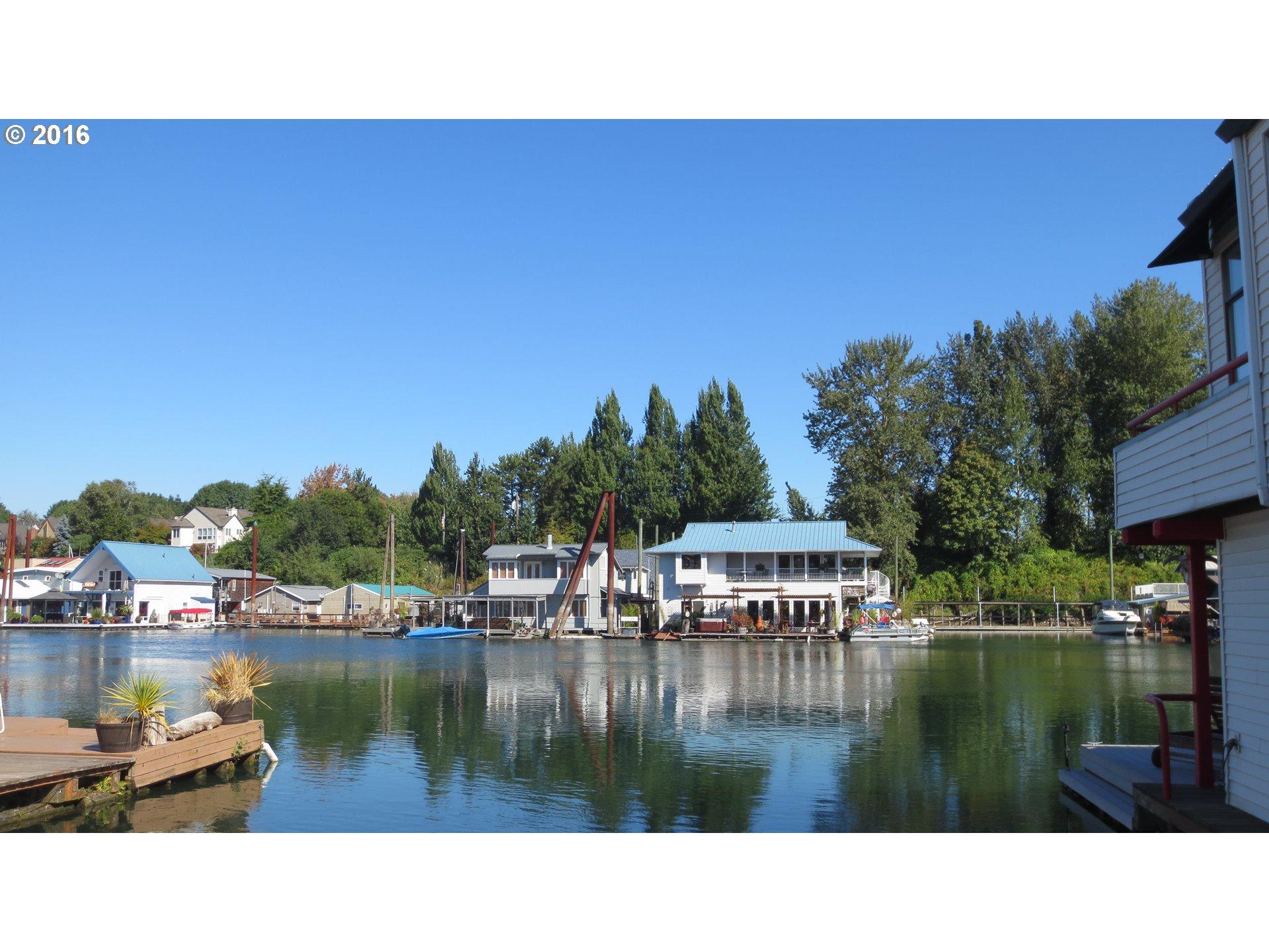 Floating Homes For Sale In Portland Oregon Houseboats