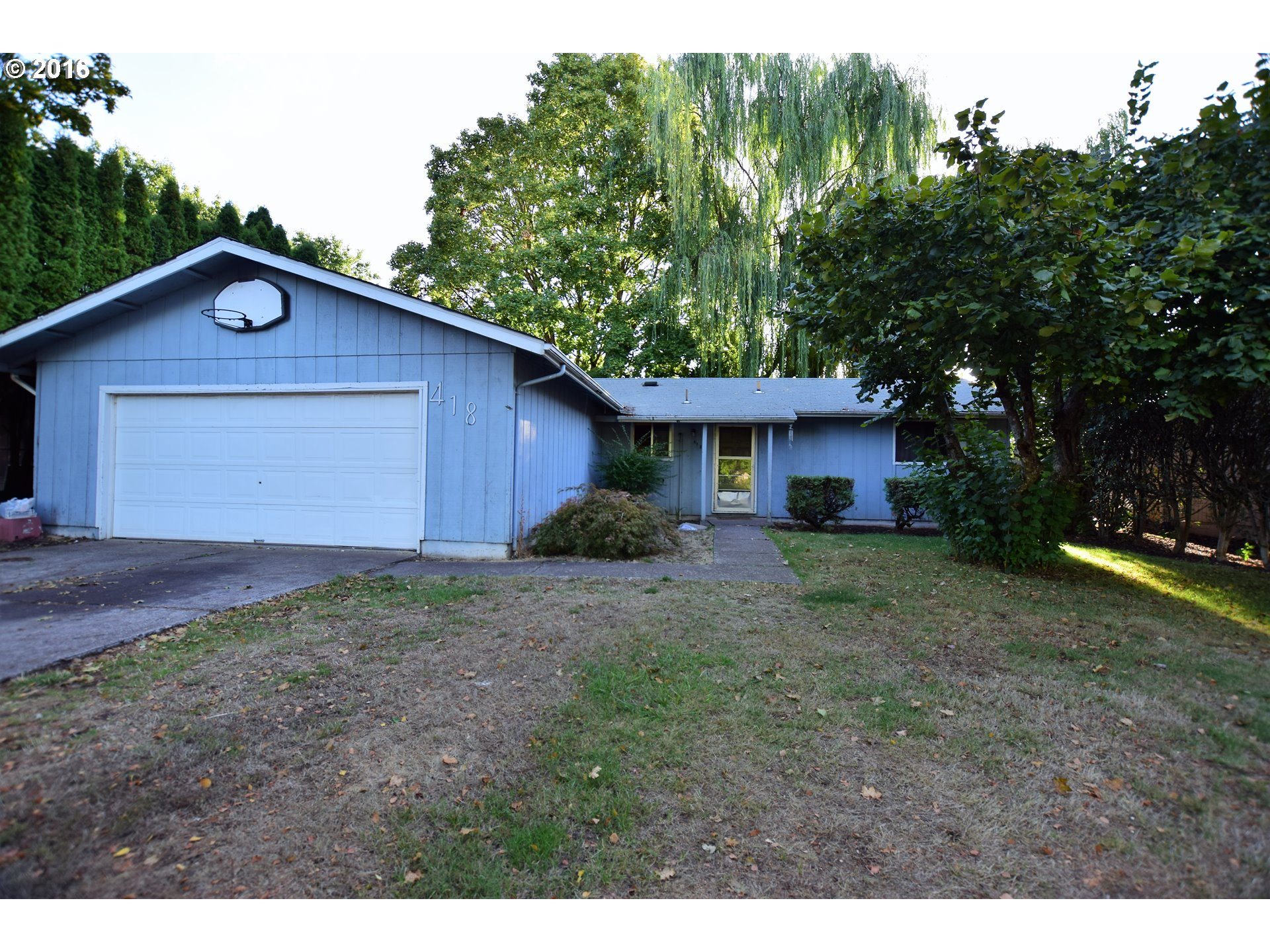 418 45TH AVE, Salem OR 97301