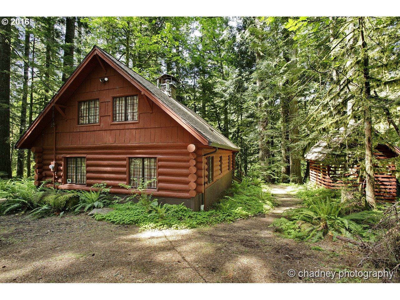 26365 E HENRY CREEK RD, Rhododendron, OR 97049