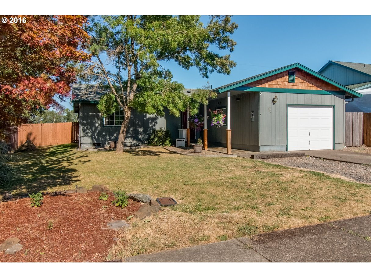 570 SPRUCE CT, Creswell OR 97426