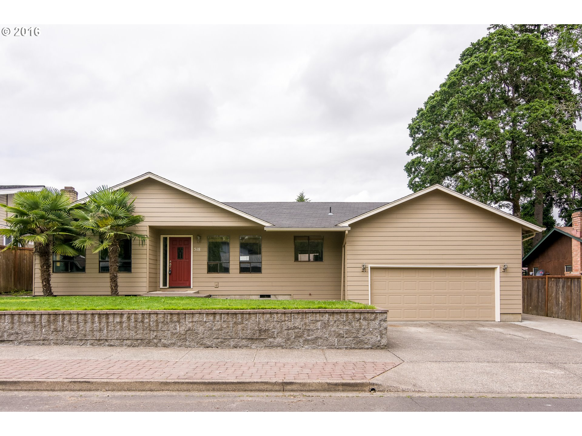 518 67TH PL, Springfield OR 97478