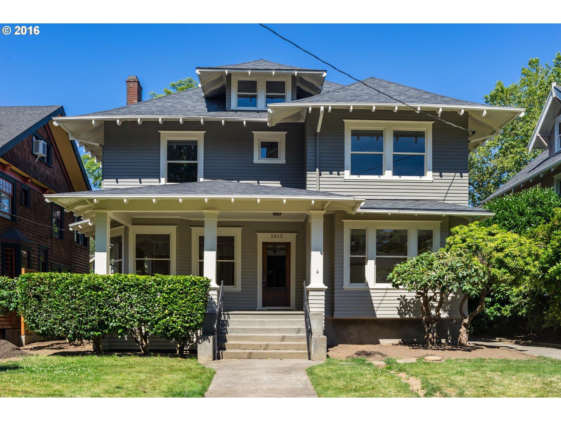 2415 NE 17TH AVE, Portland OR 97212