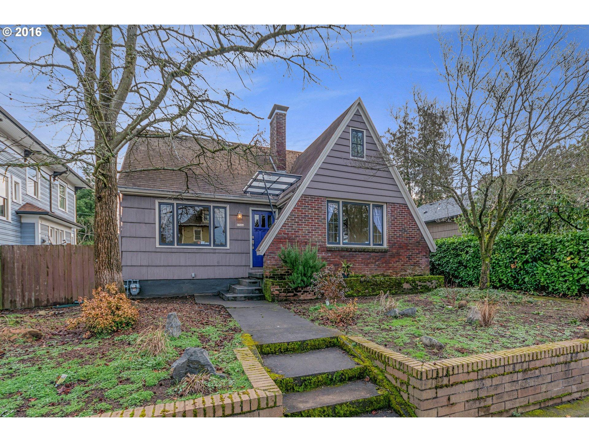 6364 NE CLEVELAND AVE, Portland OR 97211