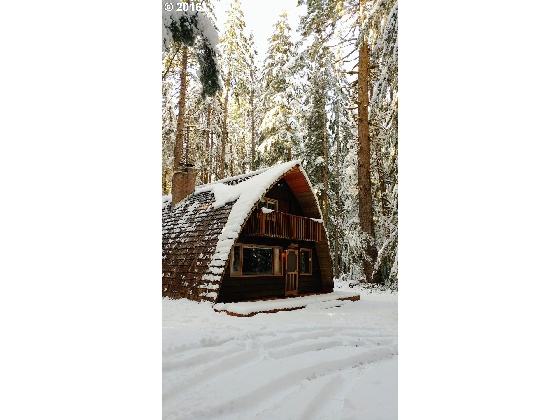 Mt. Hood National Forest Cabins For Sale