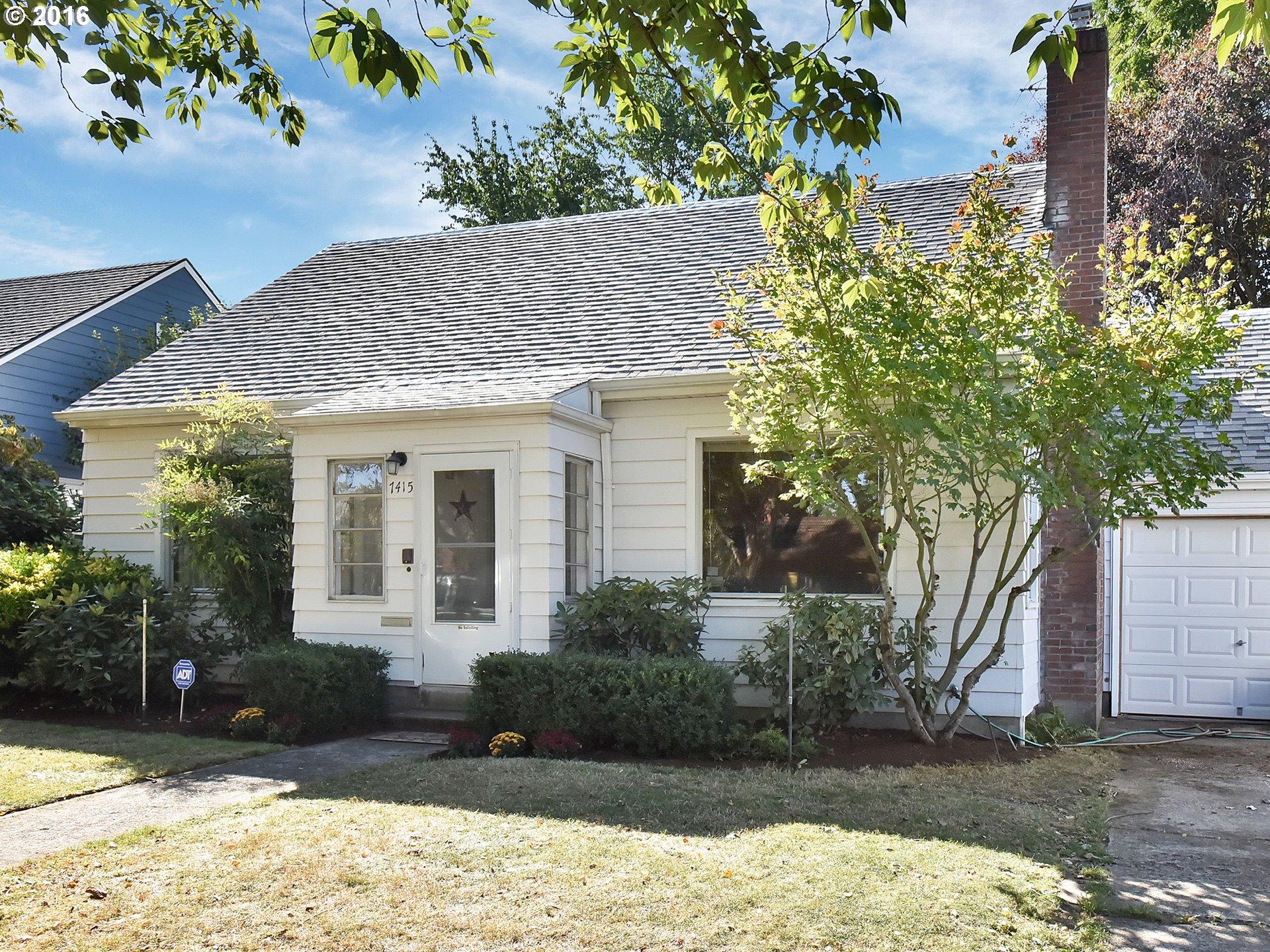 7415 N WAYLAND AVE, Portland OR 97203