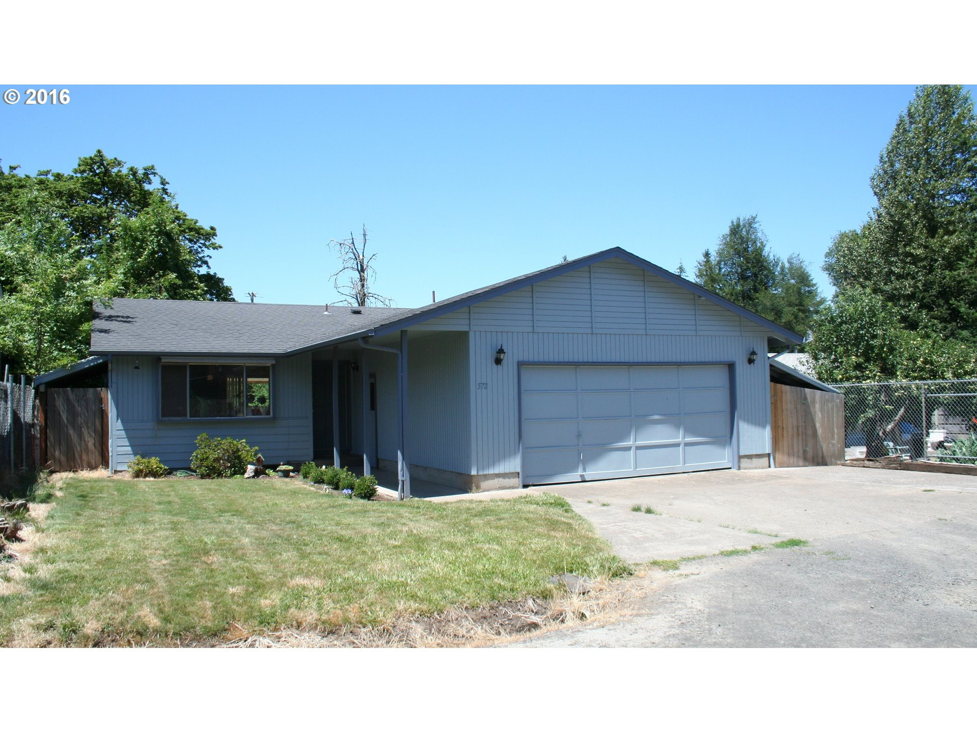 572 S 47TH PL, Springfield OR 97478