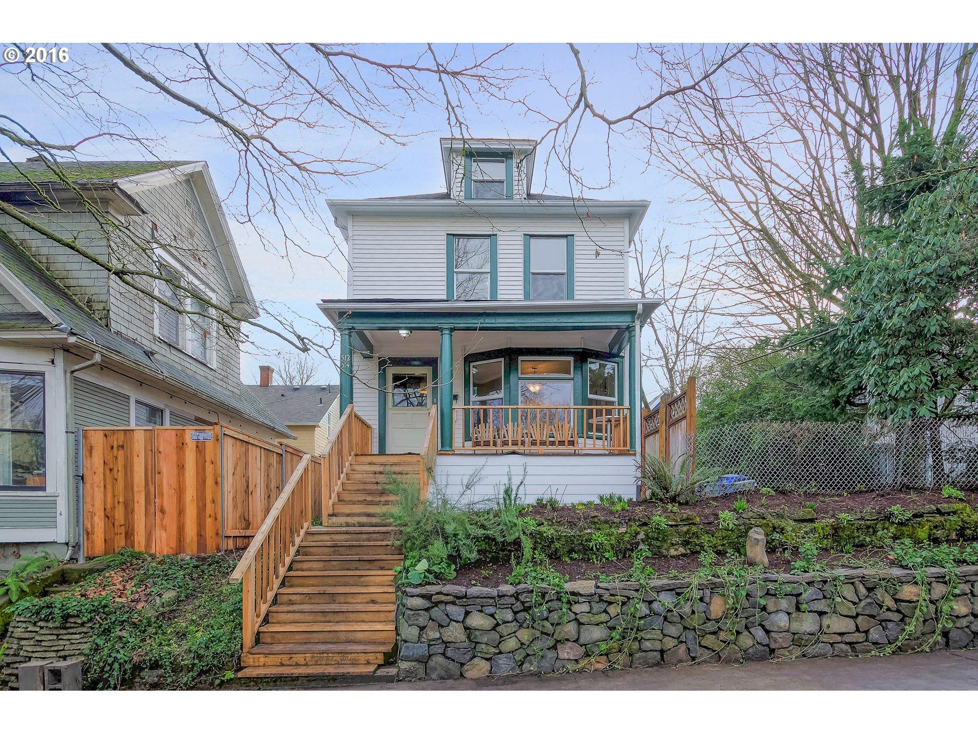 $735,000 - Br/Ba -  for Sale in Buckman, Portland