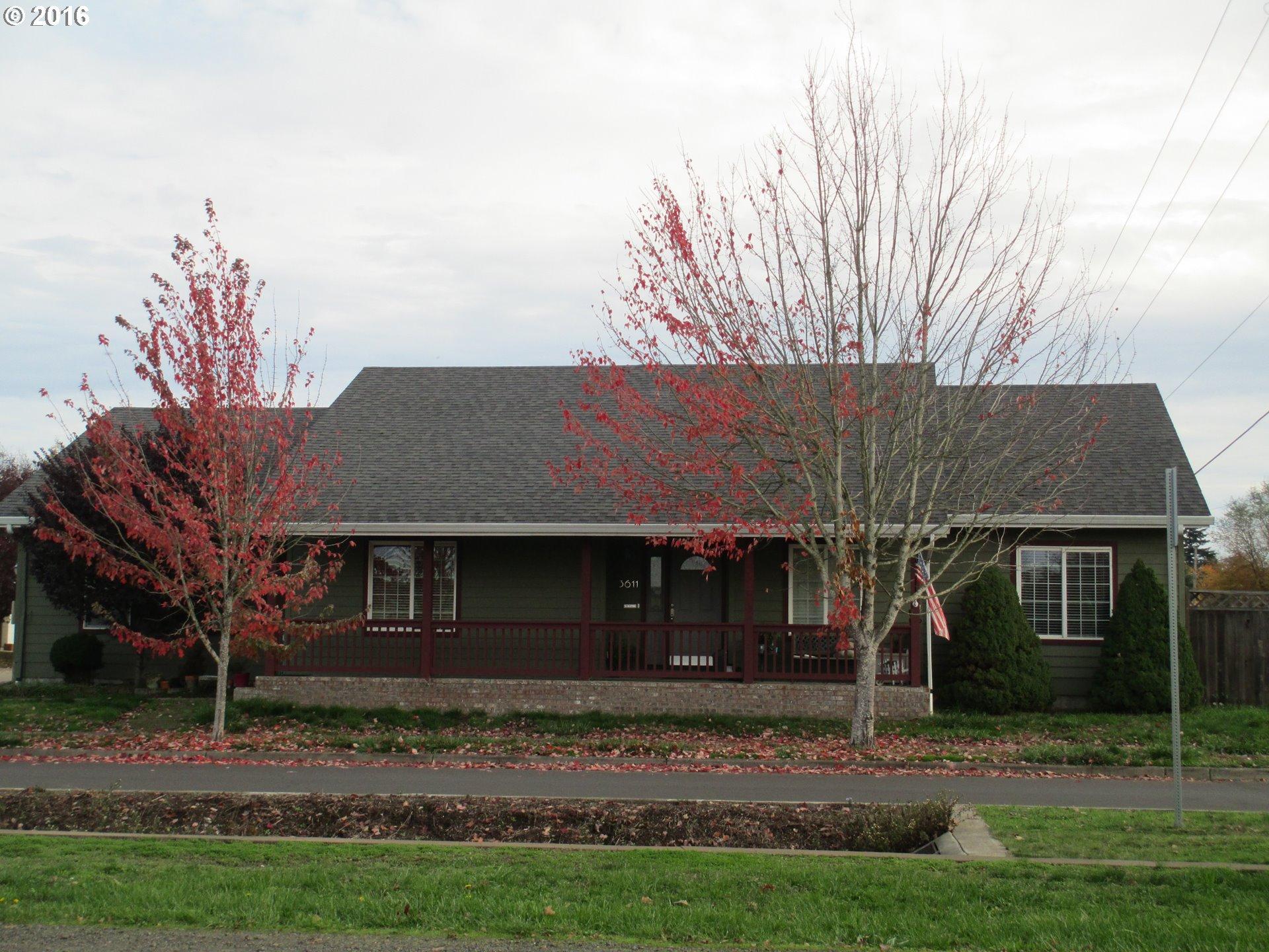 3611 WILLOWBROOK ST, Eugene OR 97404