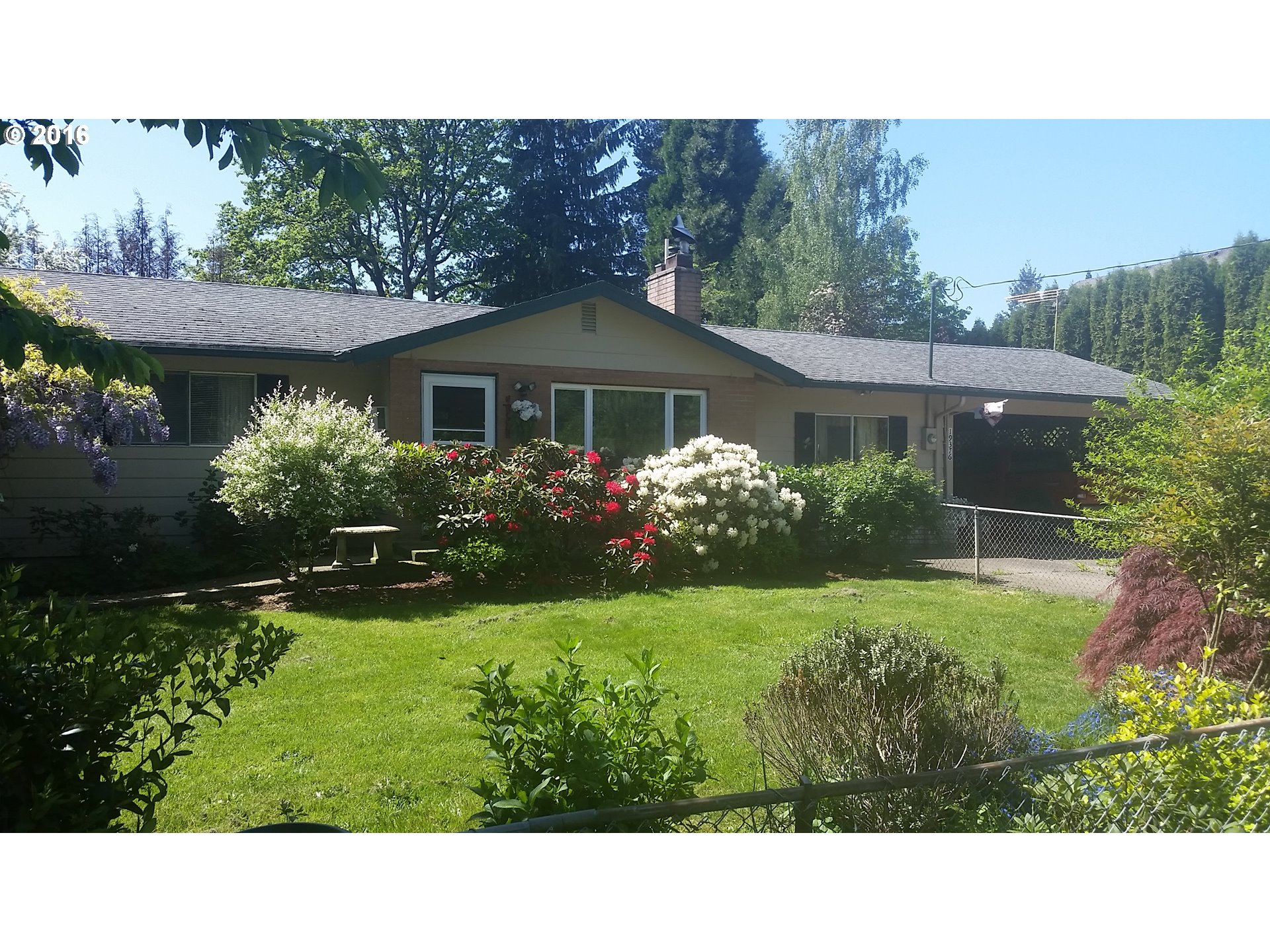 19376 S END RD, Oregon City OR 97045
