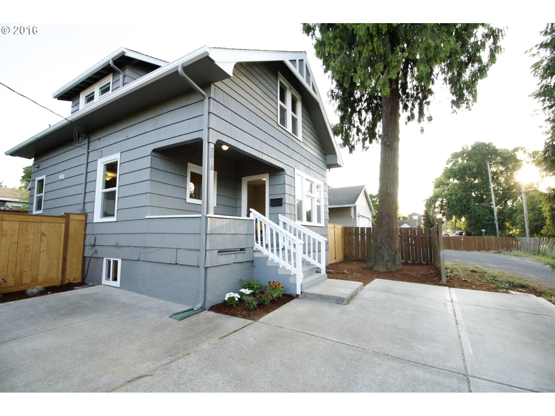 3018 N TRENTON ST, Portland, OR 97217