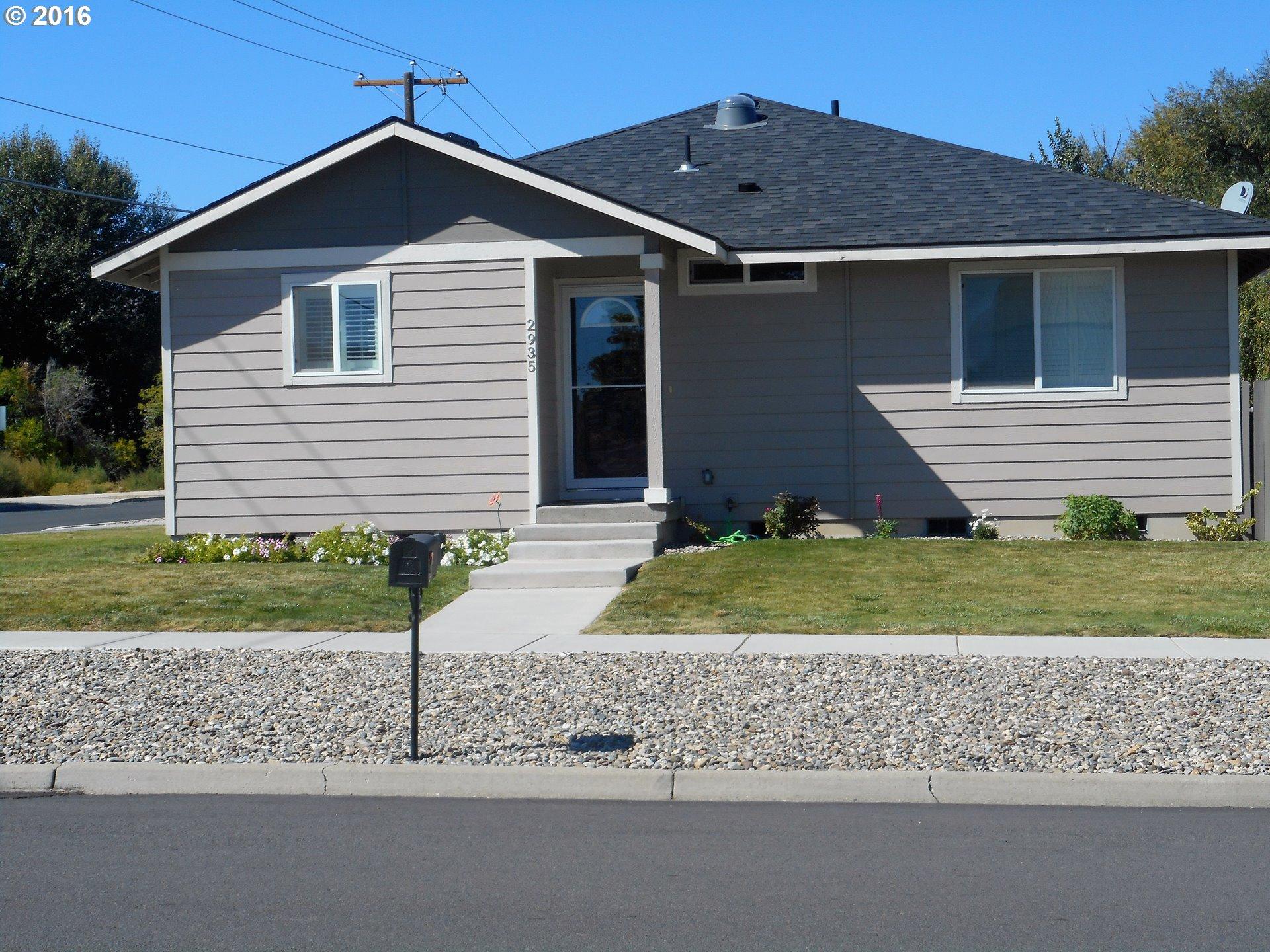 Property For Sale In Baker City Oregon