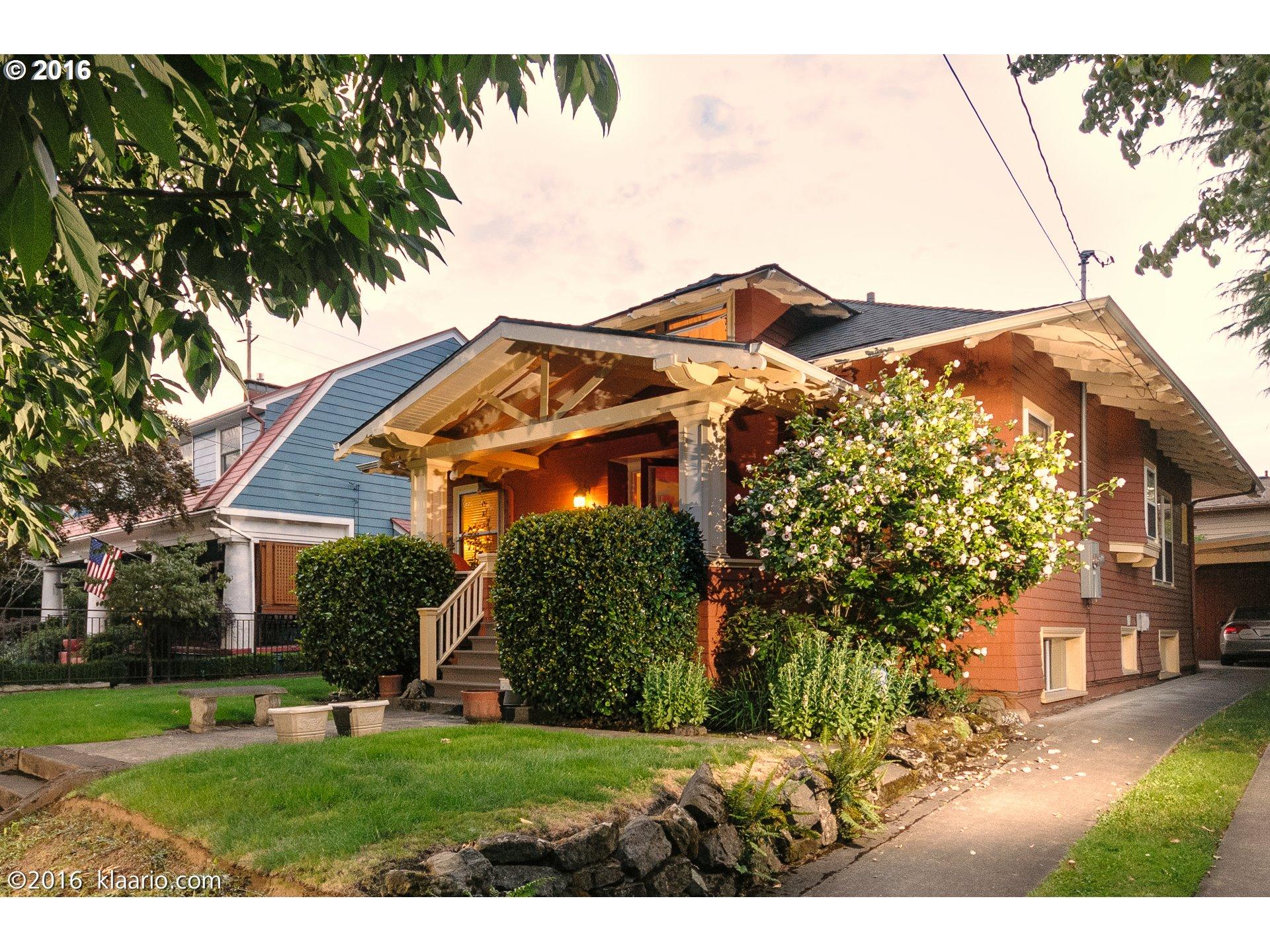 Property for sale at 2219 NE Clackamas ST, Portland,  OR 97232