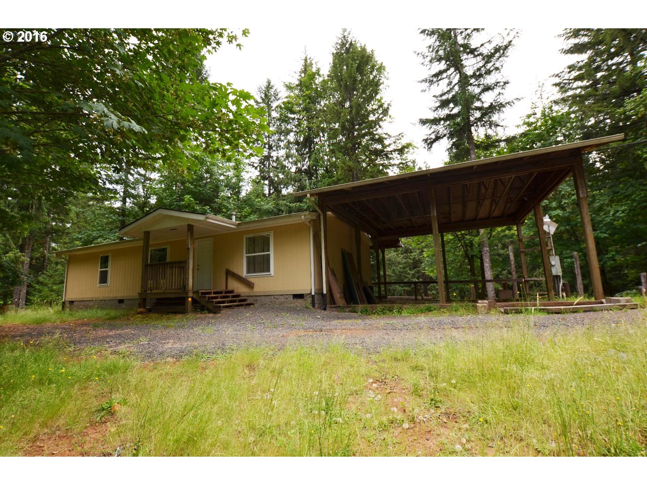36568 PARSONS CREEK RD, Springfield, OR 97478