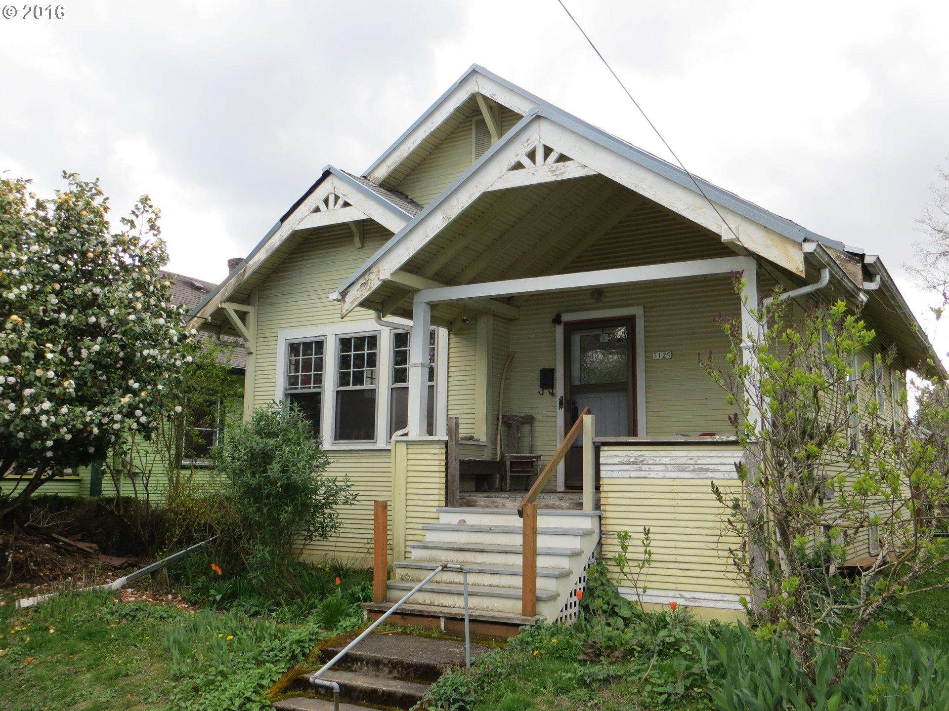 5129 NE 25TH AVE Portland, OR 97211 16306463