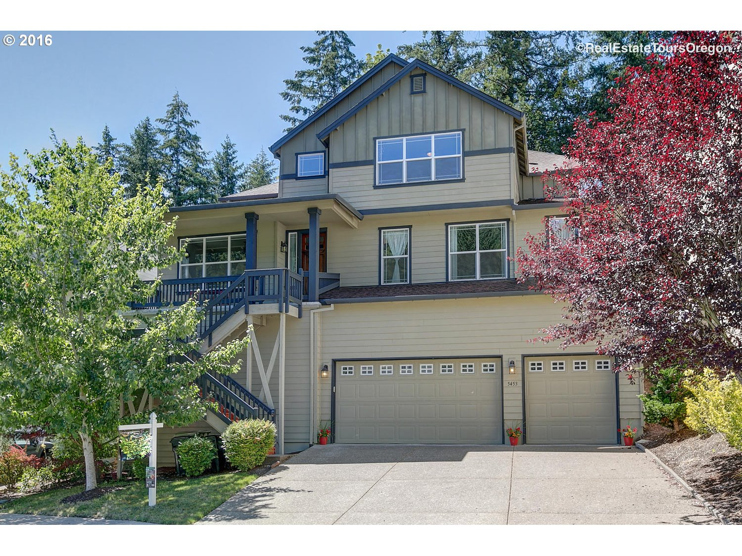 5453 NW BANNISTER DR, Portland OR 97229