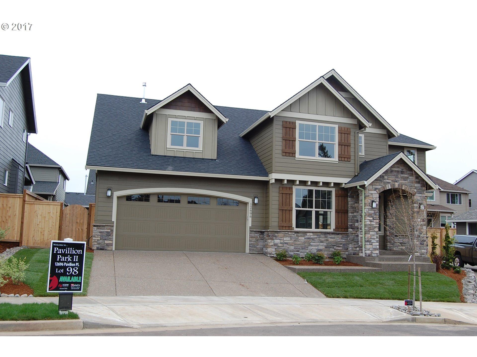 12696 PAVILION PL Lot98, Oregon City, OR 97045