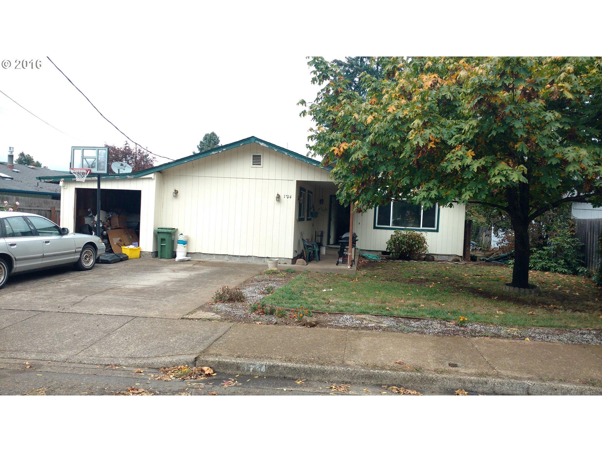 Cottage Grove Oregon Real Estate Under 200 000 The
