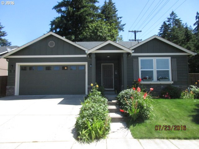 591 S 48TH PL, Springfield OR 97478