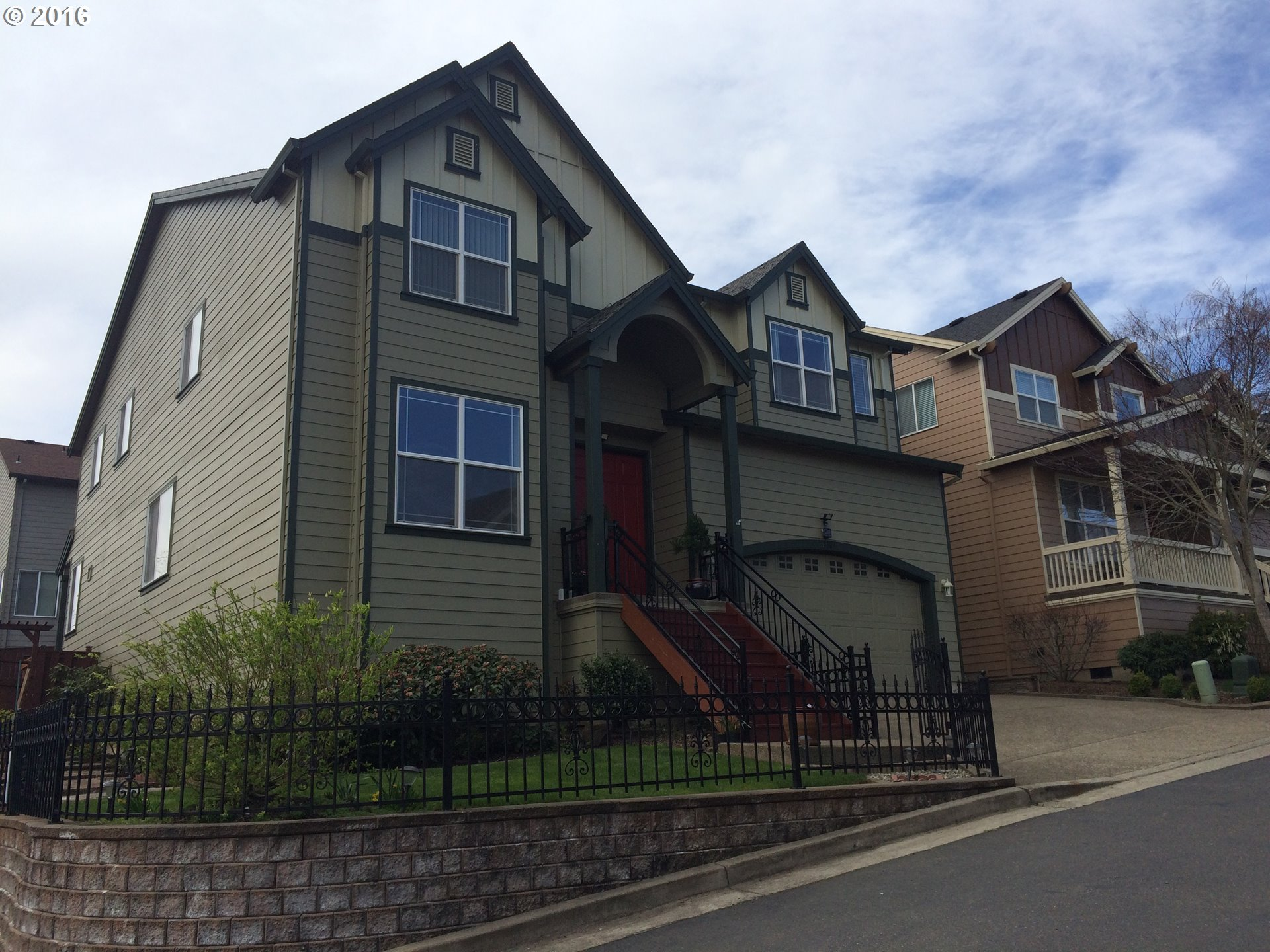 homes for sale tigard map