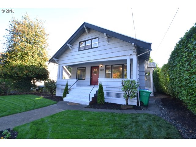 6106 NE 23RD AVE, Portland, OR 97211