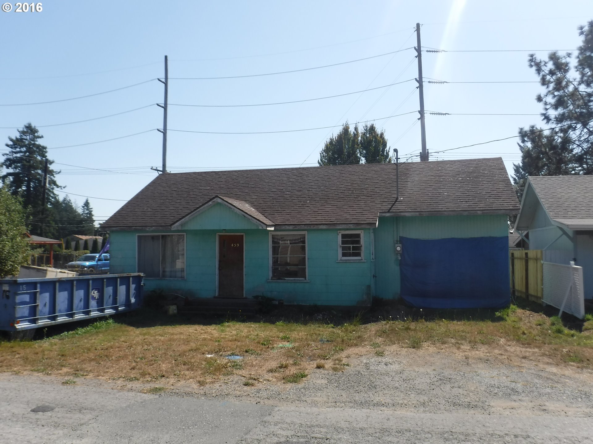 1308 sq. ft 2 bedrooms 1 bathrooms  House For Sale,Brookings, OR